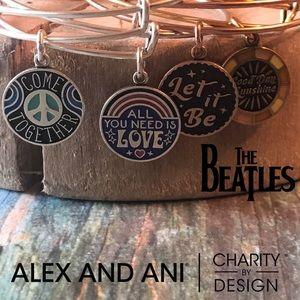 Alex and Ani Ultimate Beatles Bangle Bundle